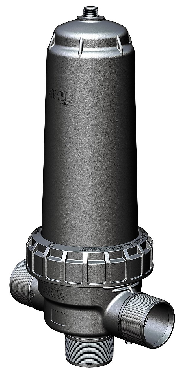 Azud DF AGL 3″ Super фильтр грубой очистки дисковый сетчатый грязевик