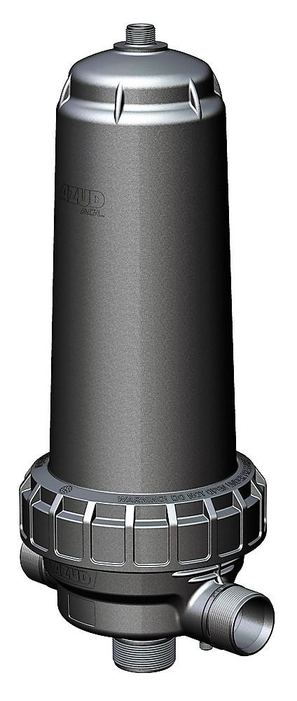 """Azud DF AGL 2"""" Super фильтр грубой очистки дисковый сетчатый грязевик"""